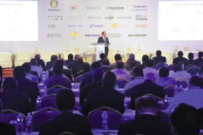 2018 IAOM-MEA conference in Nairobi, Kenya