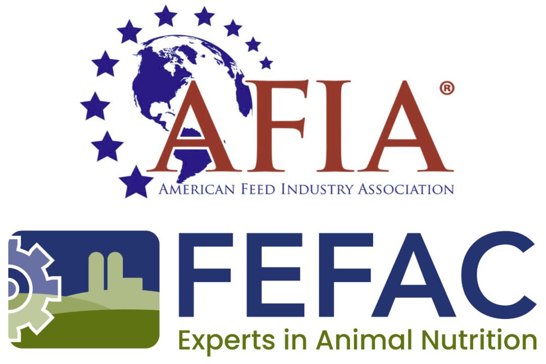 AFIA and FEFAC logos