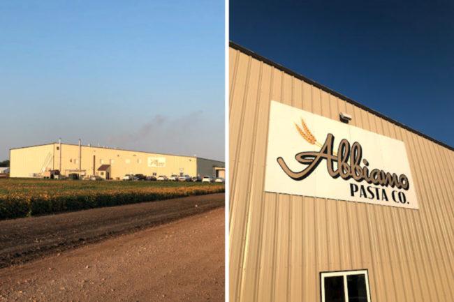 Abbiamo Pasta Co. completes facility expansion in North Dakota