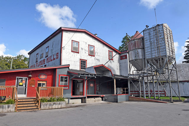 Arva flour mill north america s 1