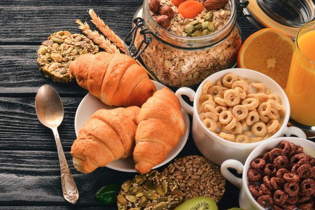 Breakfast foods photo cred adobe stock e