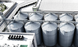 Grain storage and handling projects agi june e