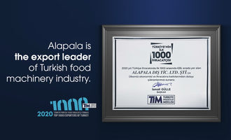 Alapala export leader
