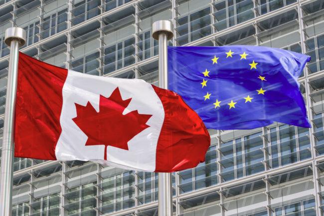 Canada EU trade