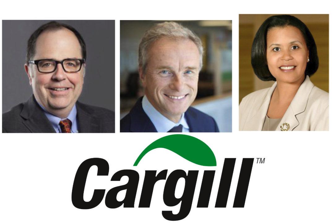 Cargill management changes