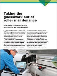 Buhler whitepaper rollermaintenance sep2020