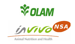 Olam and InVivo NSA logos