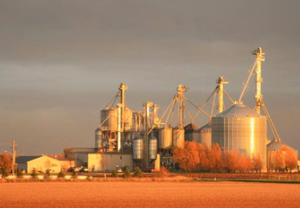 The Andersons corn facility
