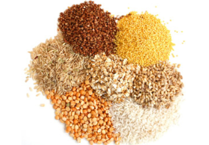 grain feed mixture