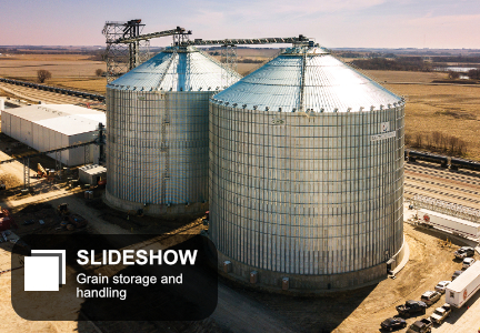 Slideshow: Grain storage and handling projects | World-grain