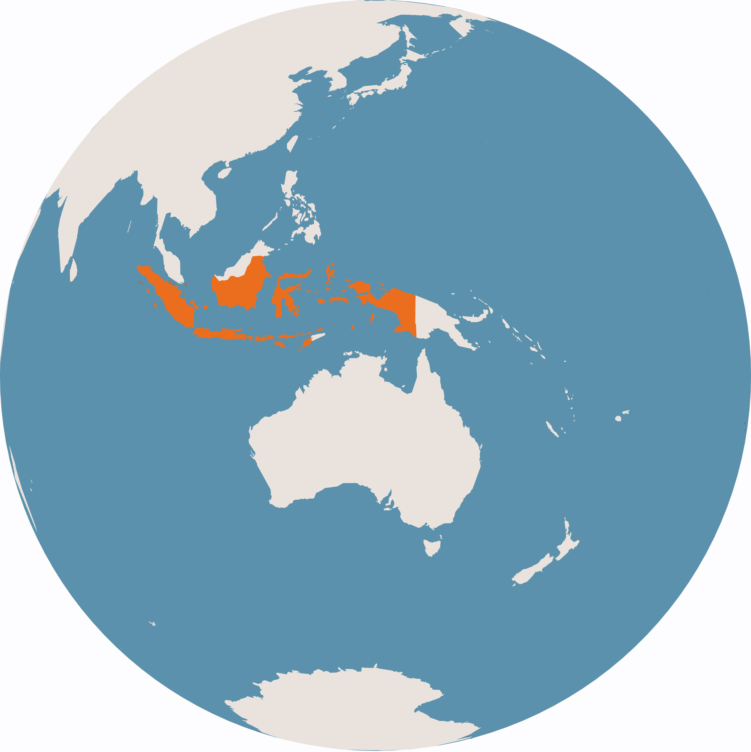 Global perspective of Indonesia