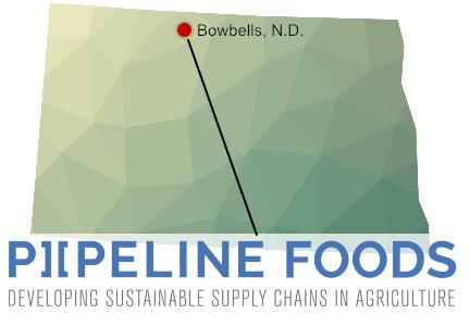 Pipeline Foods breaks ground on North Dakota grain terminal