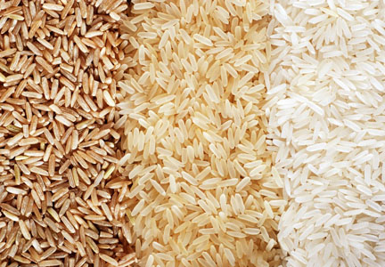 Rice supply and demand