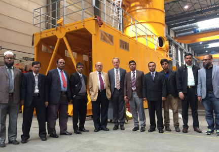 Bangladesh food minister visits VIGAN   World-grain com