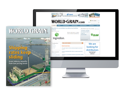 World Grain Magazine advertising